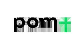 Pom + Partner Logo