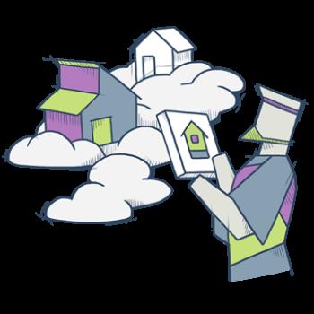 Réalité virtuelle basée sur le Web et dans le Cloud, avec HEGIAS