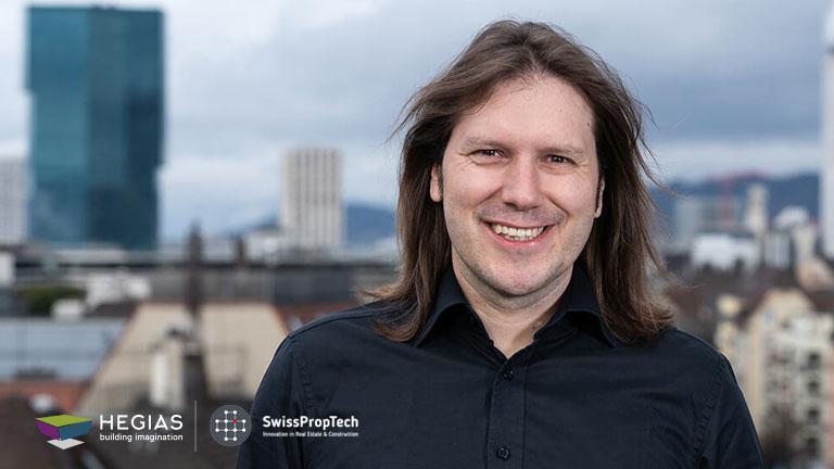 Patrik Marty CEO und CMO HEGIAS VR