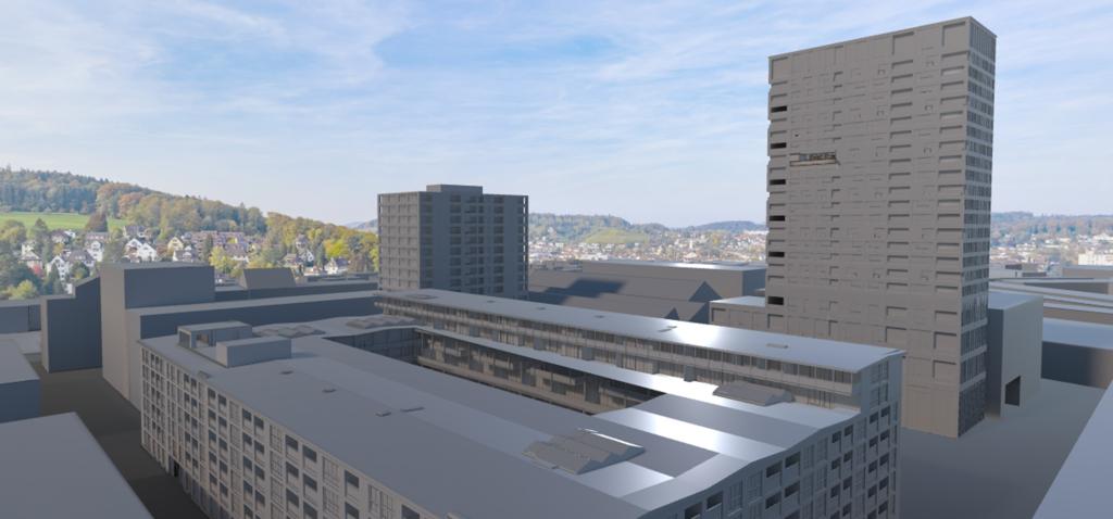 HEGIAS VR Immobilien Lokstadt-Areal Implenia