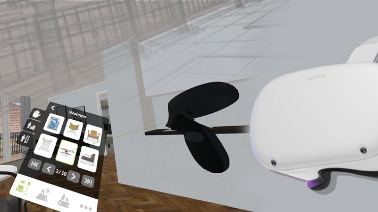 Gehört VR in die moderne Architektur