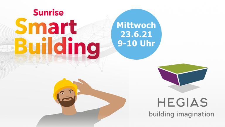 Smart Building mit HEGIAS