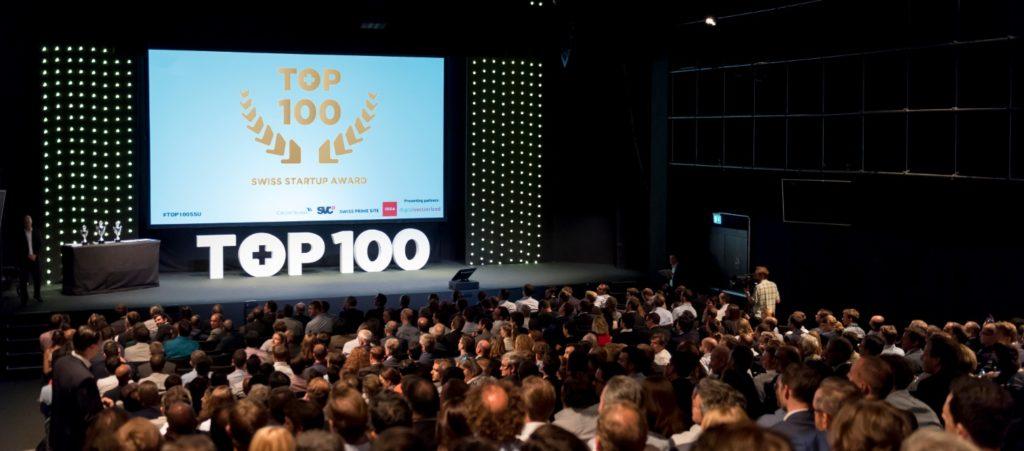 TOP 100 Swiss Startup - Stimmen Sie jetzt für HEGIAS